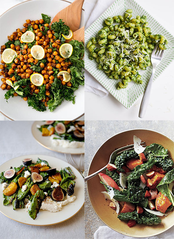 Recipes to Try - Kale Edition