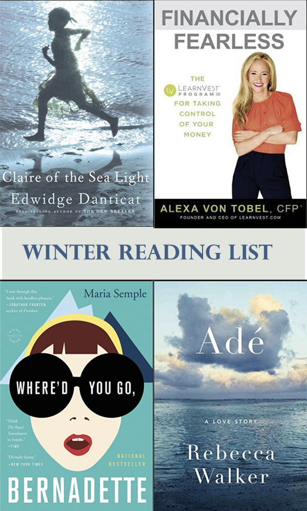 Shen Dove Style | Winter Reading List
