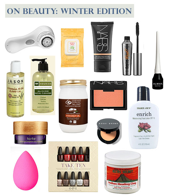 Winter Beauty Items | Shen Dove Style