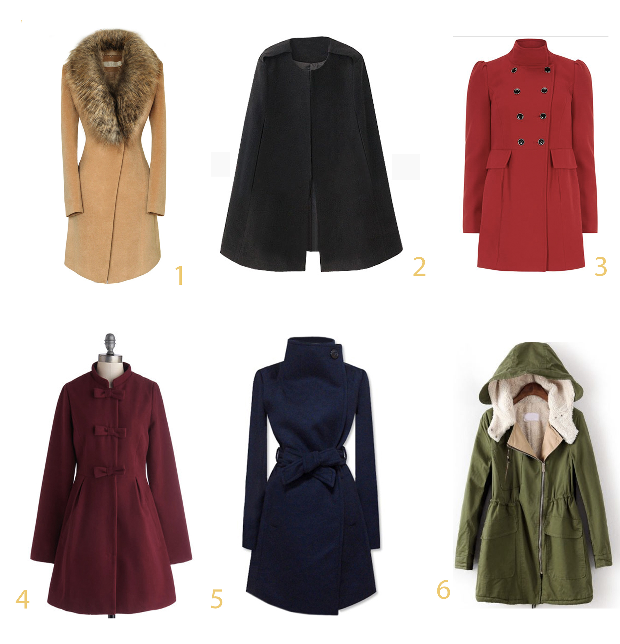Winter Coat Love | Shen Dove Style