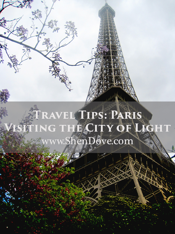 Visiting Paris Tips