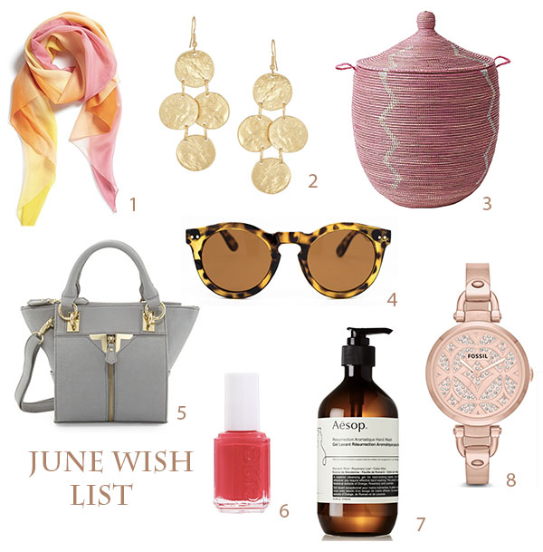 June WIsh List