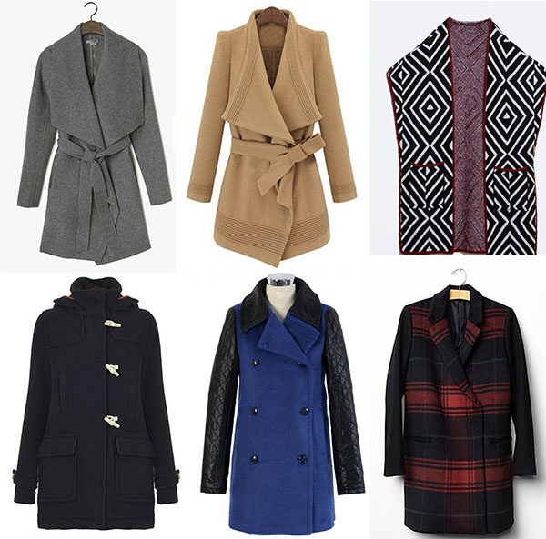 Coat Love - Cold Weather Outerwear