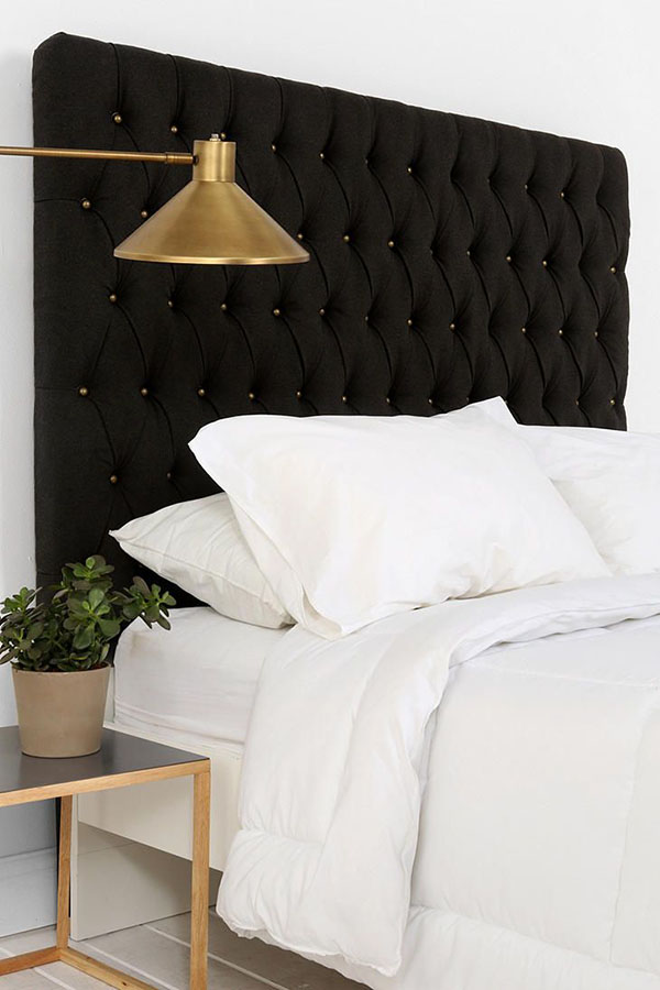 Urban Outfitters Tufted Headboard Image