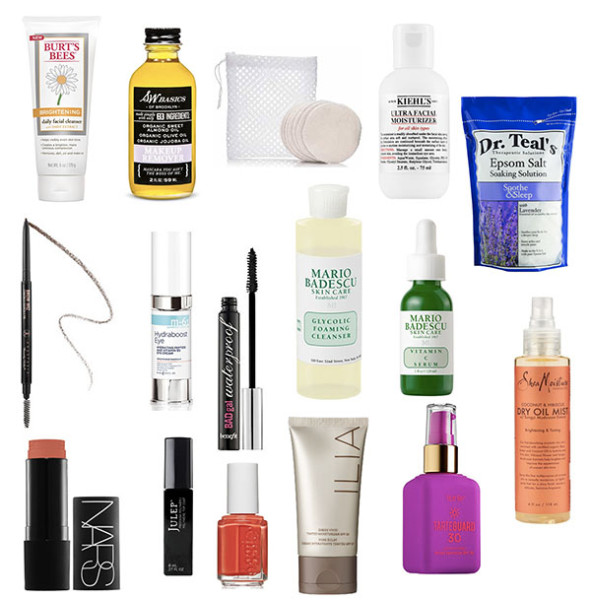 2015 Summer Beauty Favorites